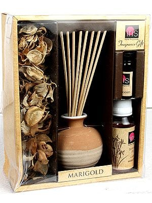 Marigold - Home Fragrance Gift