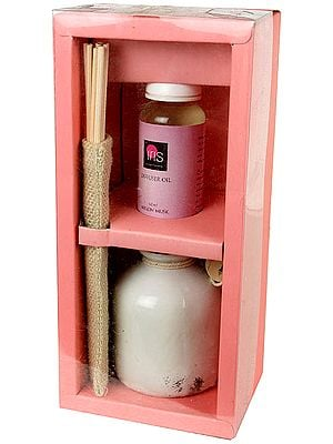 Melon Musk - Reed Diffuser (Home Fragrance Set)