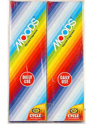 Moods Vibrant Fragrance - Daily Use (Price Per Six Packets)