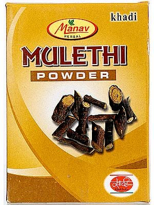 Mulethi (Liquorice) Powder (Ayurvedic Medicine)