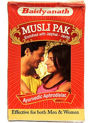 Musli Pak - Enriched with Jaiphal-Javitri