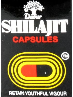 My Mne (In Russian) - Shilajit Capsules (Retain Youthful Vigour)