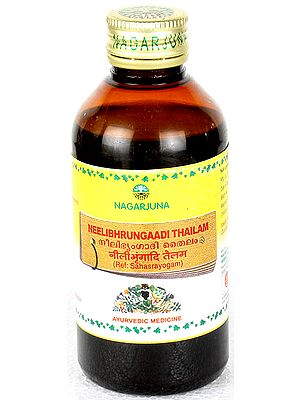 Neelibhrungaadi Thailam (Ref: Sahasrayogam)