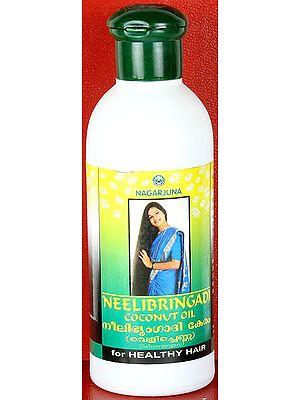Neelibringadi Coconut Oil - Sahasrayogam (For Healthy Hair)