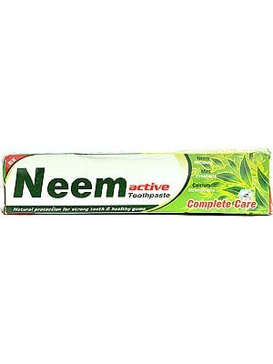 Neem Active Toothpaste (Price per Two Tubes)
