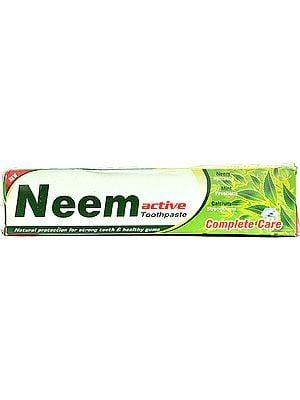Neem Active Toothpaste (Price per Two Tubes)