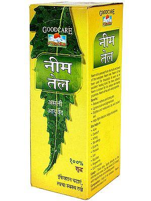 Neem Oil - Authentic Ayurveda 100% Pure