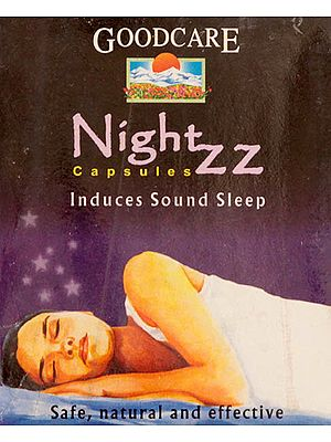 Nightzz Capsules (Induces Sound Sleep)