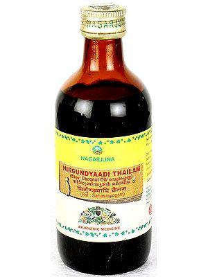 Nirgundyaadi Thailam (Base: Coconut Oil) (Ref: Sahasrayogam)