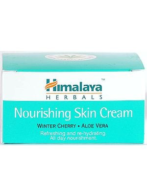 Nourishing Skin Cream - Winter Cherry, Aloe Vera