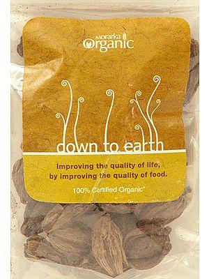 Organic Cardamom Black Whole