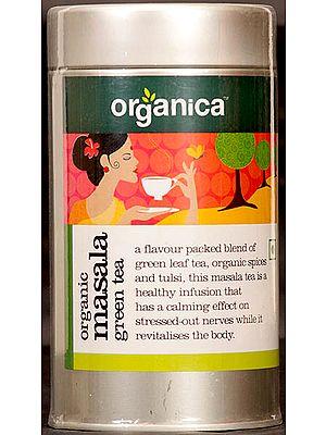 Organic Masala Green Tea