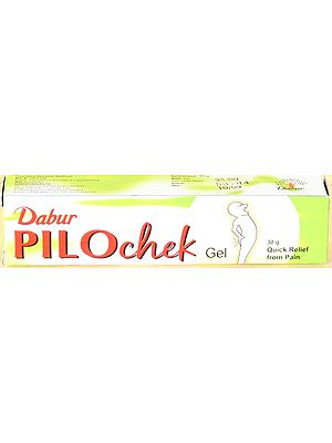 Pilochek Gel (Quick Relief from Pain)