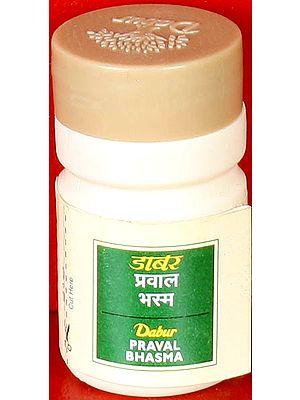 Praval Bhasma