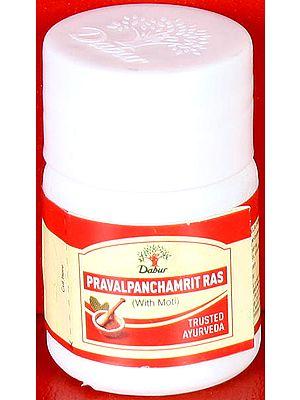 Pravalpanchamrit Ras (With Moti) (20 Tablets)