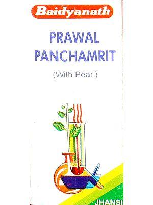 Prawal Panchamrit (With Pearl)