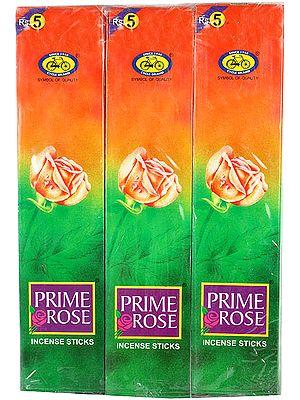 Prime Rose Incense Sticks (12 Packets)