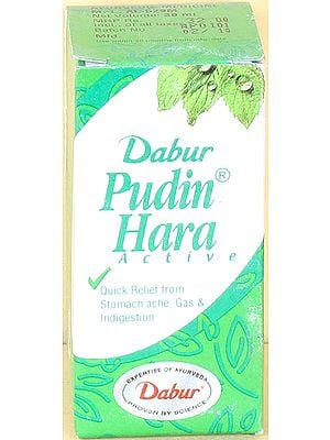 Pudin Hara Active (Quick Relief from Stomach Ache, Gas & Indigestion): Syrup