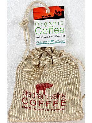 Pure Organic Coffee (100% Arabica Powder)