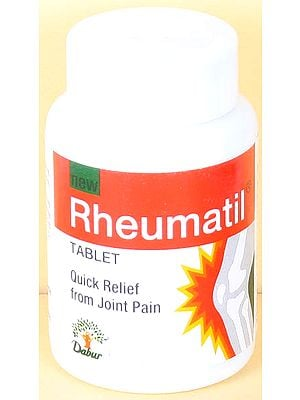 Rheumatil Tablet (Quick Relief from Joint Pain)