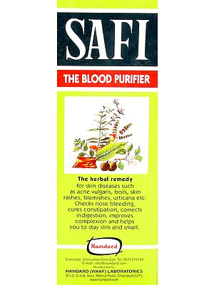 Safi - The Blood Purifier