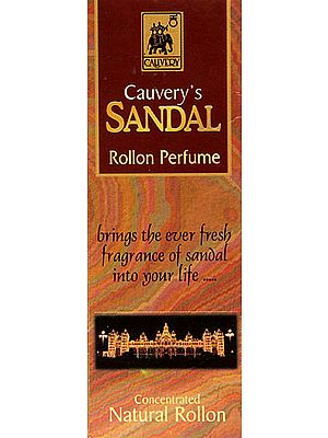 Sandal Rollon Perfume