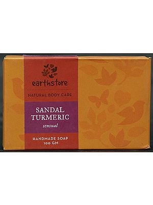 Sandal Turmeric - Sensual Soap (Natural Body Care)