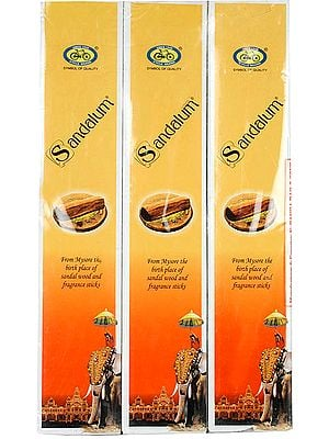 Sandalum - Fragrance Sticks (4 Packets)