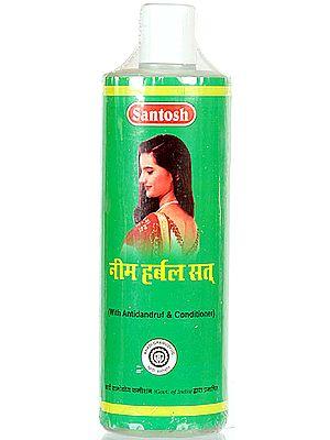 Santosh Neem Herbal Satt (With Antidandruff & Conditioner)