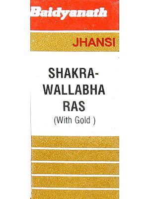 Shakra - Wallabha Ras (With Gold)