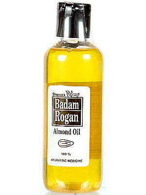 Shanti's Badam Rogan Almond Oil