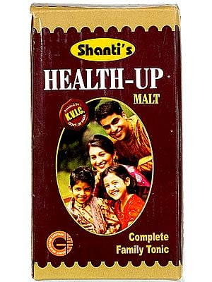 Shanti's Health-Up Malt (Complete Family Tonic)