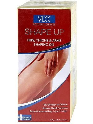 Shape Up - Hips, Thighs & Arms Shaping Oil