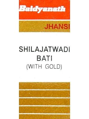 Shilajatwadi Bati (With Gold)