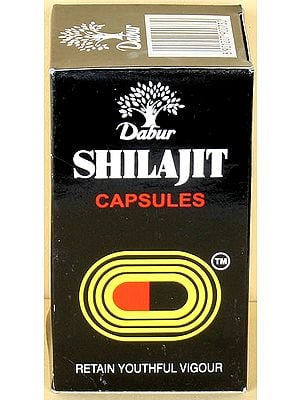 Shilajit Capsules (Retain Youthful Vigour)(100 Capsules)