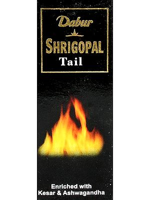 Shrigopal Tail (Enriched with Kesar & Ashwagandha) (Oil)