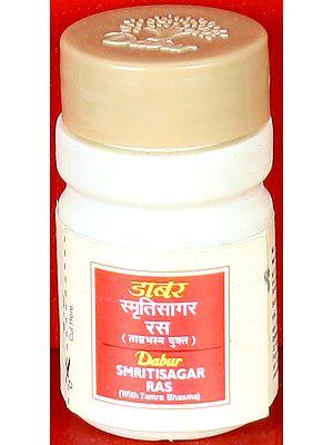 Smritisagar Ras (With Tamra Bhasma) (40 Tablets)