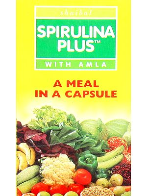 Spirulina Plus - With Amla (A Meal In a Capsule)