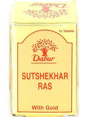Sutshekhar Ras (With Gold)