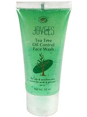 Tea Tree Oil Control - Face Wash