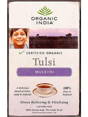 Tulsi-Mulethi Tea – Stress Relieving & Vitalizing