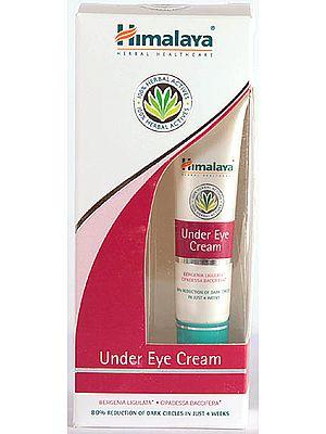 Under Eye Cream: Bergenia Ligulata, Cipadessa Baccifera