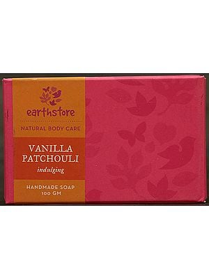 Vanilla Patchouli - Indulging Soap (Natural Body Care)