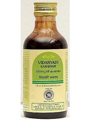 Vidaryadi Kashayam