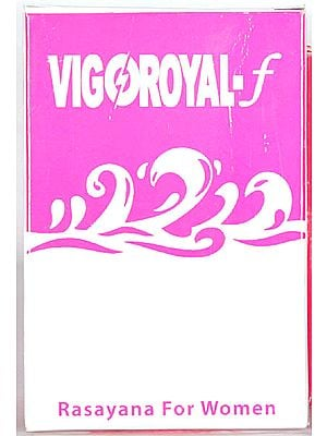 Vigoroyal-f: Rasayana for Women