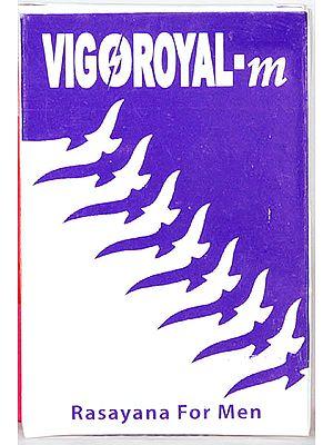 Vigoroyal-m: Rasayana for Men