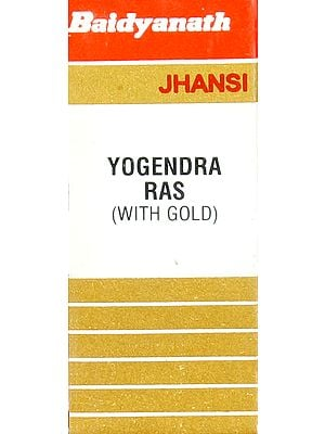 Yogendra Ras ( With Gold)