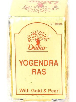 Yogendra Ras (With Gold & Pearl)