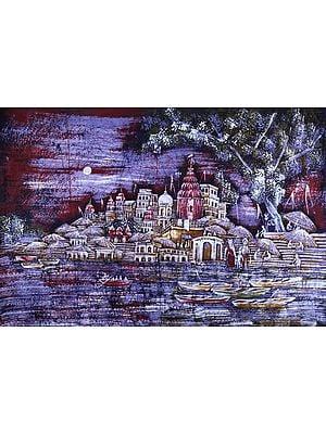 Ganga Ghat at Varanasi
