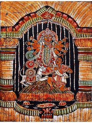 The Victorious Devi Mahishasuramardini